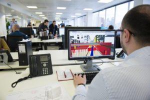 PHI Networks - Brydenwood Fibre Link Office Installation