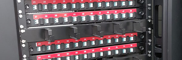 PHI Networks - Server Cabinet Installation and Patching in Hampshire and Surrey